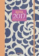 Agenda 2017 Rêveries lunaires