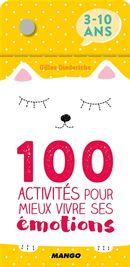 100 activités pour mieux vivre ses émotions