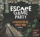Espace game party - La malédiction au temple Maya
