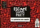 Escape game Party - Le Labyrinthe des oubliés