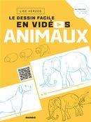 Le dessin facile en vidéos - Animaux
