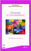 Genre(s) et transparence