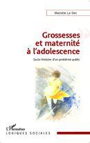 Grossesses et maternité à l'adolescence