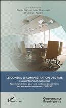 Le Conseil d'administration des PME