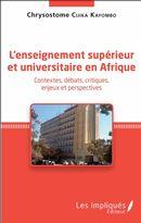 L'enseignement supérieur et universitaire en Afrique