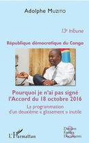 République démocratique du Congo 13e tribune