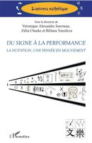 Du signe à la performance