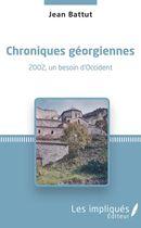 Chroniques géorgiennes