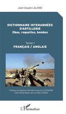 Dictionnaire interarmées d'artillerie