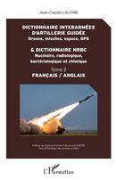 Dictionnaire interarmées d'artillerie guidée et dictionnaire NRBC