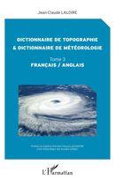 Dictionnaire de topographie et dictionnaire de météorologie