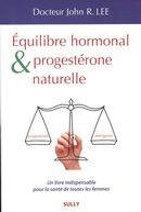 Équilibre hormonal & progestérone naturelle