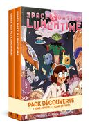 Space Battle Lunchtime  Bipack T1 + T2