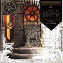 Game of Thrones : La saga à colorier
