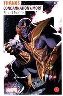 Roman Marvel - Thanos : Condamnation à mort