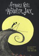 L'Étrange Noël de Monsieur Jack - 30 cartes postales signées Tim Burton