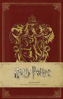Harry Potter - Mini carnet avec pochette Gryffondor 02