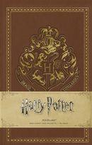 Harry Potter - Mini carnet avec pochette Poudlard 03