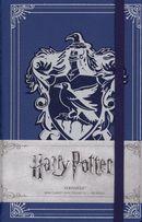 Harry Potter - Mini carnet avec pochette Serdaigle 06