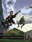 La collection Harry Potter au cinéma 07 : Le quidditch et le tournoi des trois sorciers