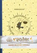 Harry Potter Constellations - Pack de 3 cahiers Serdaigle