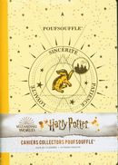 Harry Potter Constellations - Pack de 3 cahiers Poufsouffle