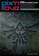 Pix'n Love 30 : The legend of Zelda