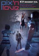 Pix'N Love 31 : Resident evil
