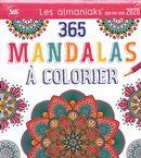 Almaniak Activités Mandalas à colorier 2020