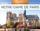 Agenda panoramique Notre-Dame de Paris 2020