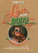 Agenda Love your body - Une année body positive avec Stéphanie Zwicky