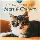Le Calendrier des chats & chatons 2021