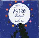 Calendrier 2022 Astro illustré par Adolie Day