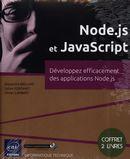 Node.js et JavaScript : Développez efficacement des applications Node.js