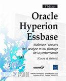 Oracle Hyperion Essbase - Analyse et pilotage de la performance de l'entreprise 2e édition
