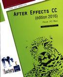 After Effects CC (édition 2016)  Pour PC/MAC
