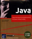 Java - Algorithmique et programmation :  les bases indispensables