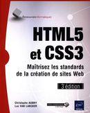 HTML5 et CSS3 : Maîtrisez les standards de la création de sites Web 3e édition