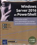 Windows Server 2016 et PowerShell