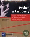 Python et Raspberry : Apprenez à développer en Python pour votre nano-ordinateur