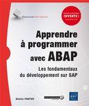 Apprendre à programmer avec ABAP