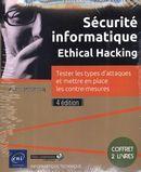 Sécurité informatique - Ethical Hacking 4e édi