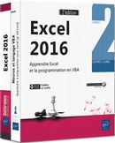 Excel 2016  Apprendre Excel et la programmation en VBA 2e édition