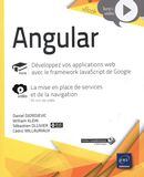 Angular : Développer vos applications web avec le framework JavaScript de Google