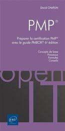 PMP : Préparer la certification PMP avec le guide PMBOK 6e édition