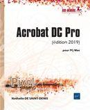 Acrobat Pro DC (édition 2019) pour PC/Mac