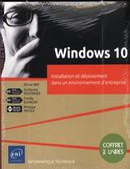 Windows 10 - Installation et déploiement dans un environnement d'entreprise