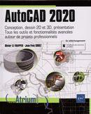 AutoCad 2020 : Conception, dessin 2D et 3D, présentation