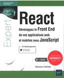 React - Développez le Front End de vos applications web et mobiles avec JavaScript