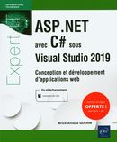 ASP.NET avec C# sous Visual Studio 2019 - Conception et développement d'applications web